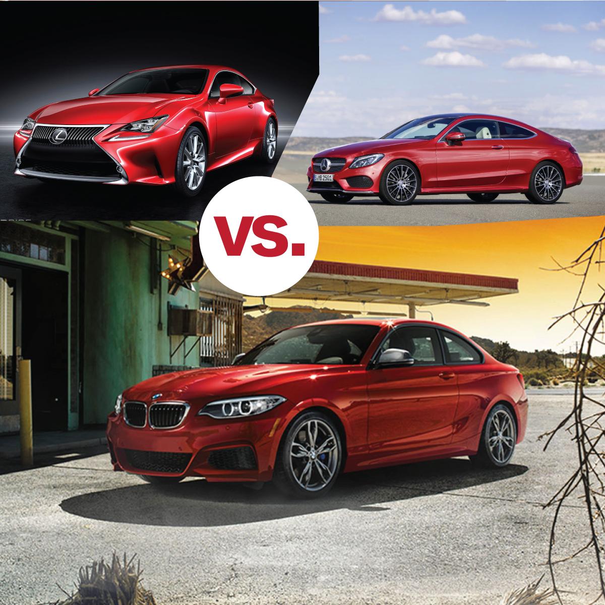 BMW 2 Series Comparison Shop