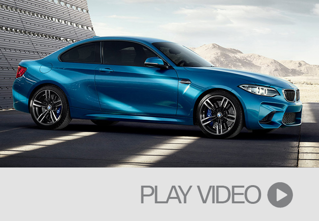 BMW M2 video