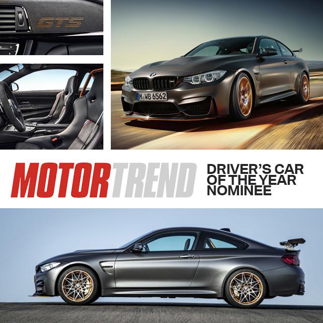 BMW GTS