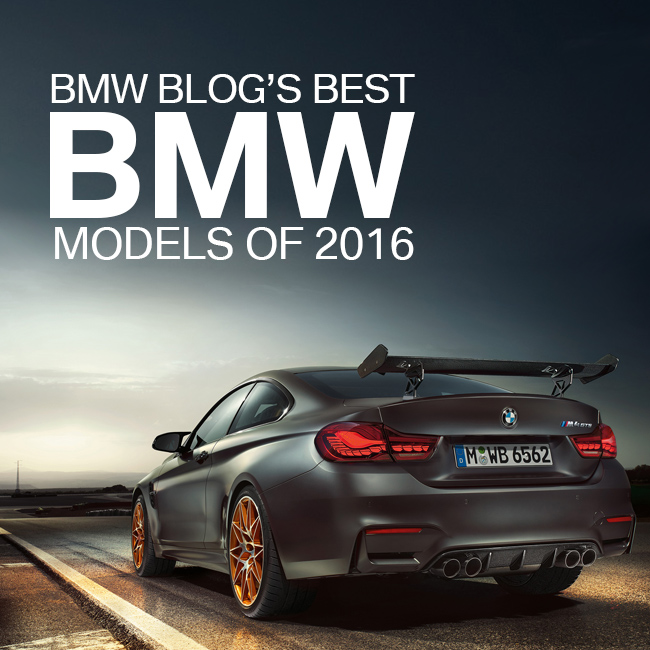 Best BMW of 2016
