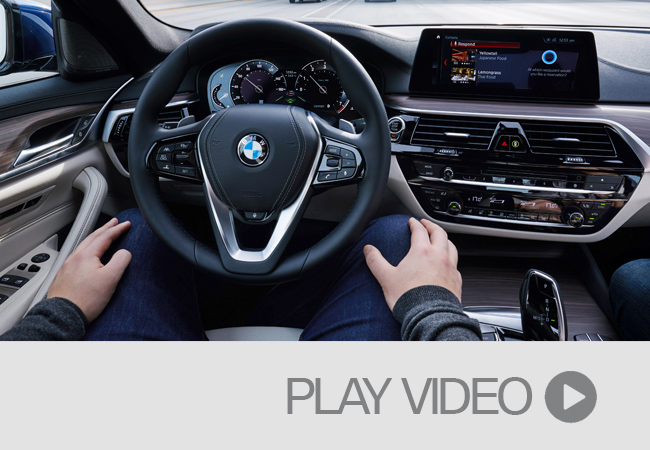 BMW Autonomous Technology