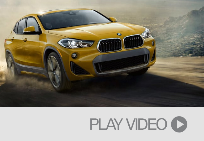 First Ever BMW X2