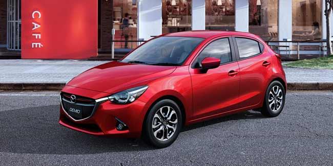First Look At The 2016 Mazda2 South Mazda