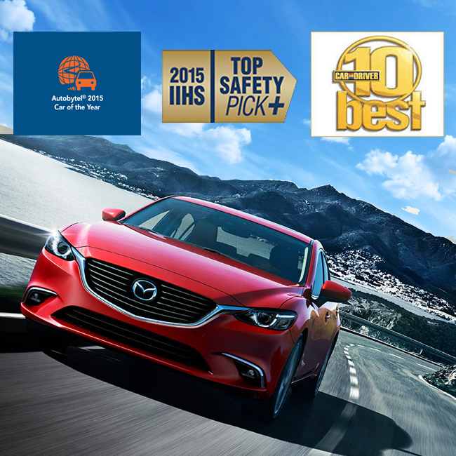 The Mazda6 Earns Accolades From Car And Driver Autobytel
