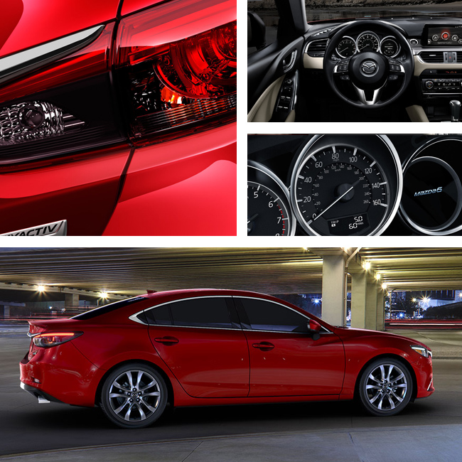 Ctv List All The Things They Love About The Mazda6 Sedan