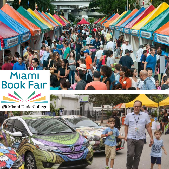 South Motors Sponsors Another Year Of Miami Book Fair