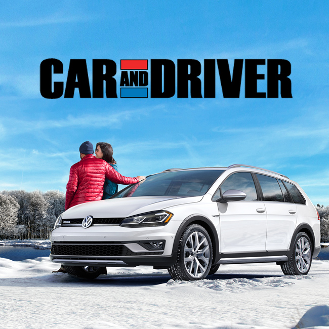 Car and Driver Alltrack