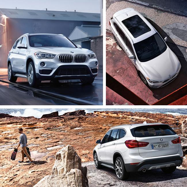 BMW X1 SAV