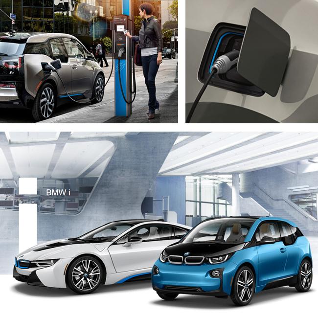 BMW i Brand